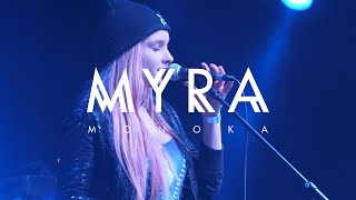 Supapowa - Myra Monoka Live Akvarium Club Budapest