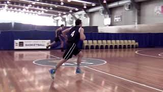 Offence offensive transition 2v1