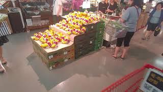 롯데마트 야채, 과일코너 LotteMart Fruits…