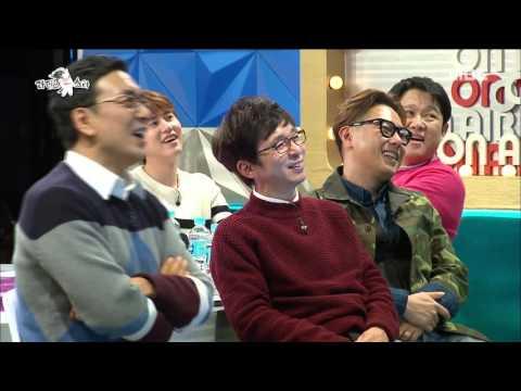 [RADIO STAR] 라디오스타 - Oh Man-seok sung 'Unpredictable Life' 20160106