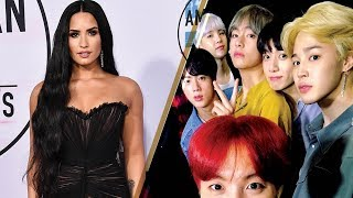 Demi Lovato Accused of BULLYING BTS! MP3