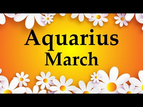 Aquarius March 2018 WOW! EXPLOSIVE CHANGES! - Aquarian Insight
