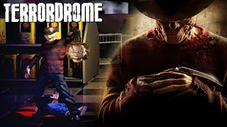 Terrordrome - I DID A FATALITY!! (Freddy Krueger Story Mode)