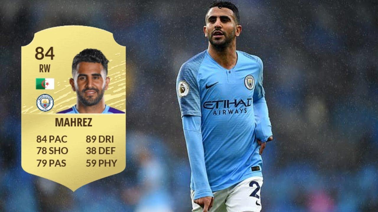 FIFA 20 - RIYAD MAHREZ (84) PLAYER REVIEW - YouTube