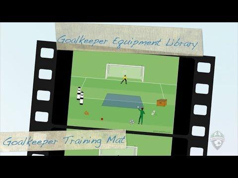 Goalkeeper Equipment Library ● 1. Training Mat