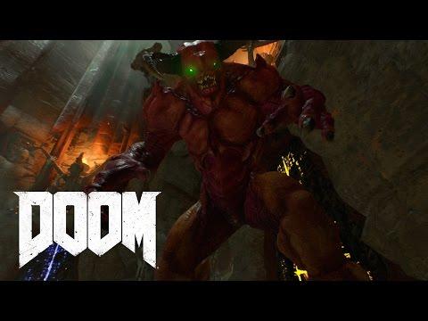 Объявлена дата релиза нового DOOM и представлен трейлер сюжетной кампании