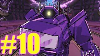 Transformers Devastation Gameplay Playthrough #10 - Shockwave (PC)