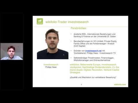 Europäische Nebenwerte - Wie Sie als Investor vom Small Cap Effekt profitieren können!