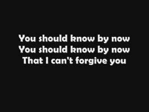 You Should Know By Now WITH LYRICS