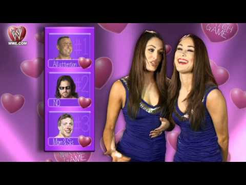 WWE Divas and Superstars play the