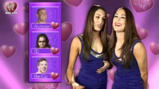 "WWE Divas and Superstars play the ""Match Game"" - Ask the Divas: February 25, 2011"