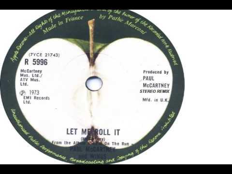 Let Me Roll It (ADD  Wide Stereo Remix ) Paul McCartney & Wings