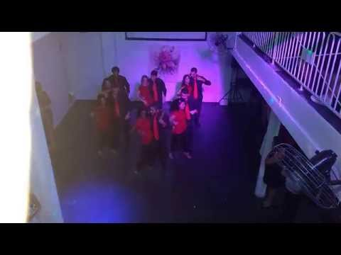 Kizomba - La Danse Bistrot - Aniversário...