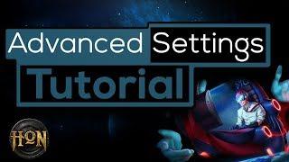 HoN OMG | Advanced Settings Tutorial (Part #1 - Graphics)