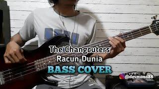 Bass COVER || RACUN DUNIA - The Changcuters