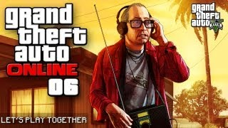 GTA ONLINE TOGETHER #006: Crew-Sitzung mit Mafuyu, Gronkh & Sarazar [LET'S PLAY GTA V]