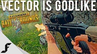 The Vector is now the best gun in PUBG