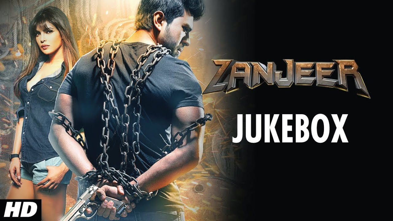 Zanjeer Movie Songs Jukebox Hindi Priyanka Chopra Ram Charan