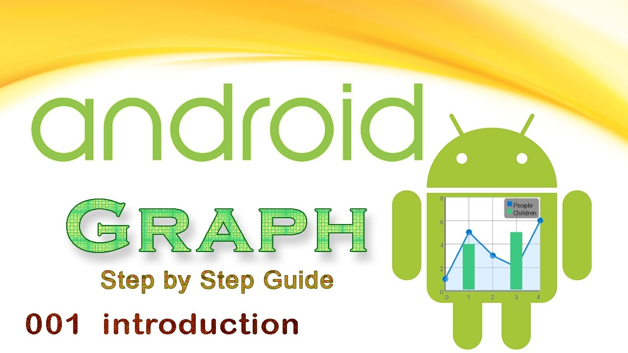 001: Introduction, download Graphview library, create empty graph : Android  Graph View Tutorial