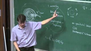Miroslav Brož - Jak se rodily planety? (MFF PMF 23.10.2014)