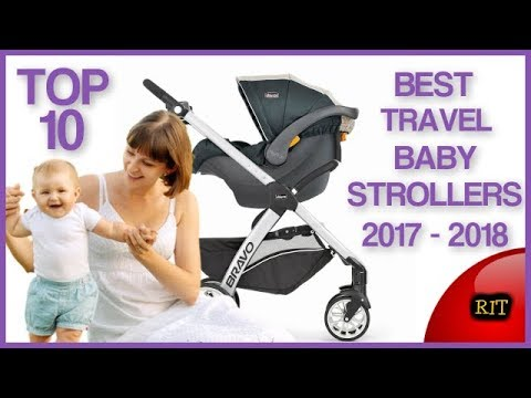 Top Ten Best Baby Stroller Travel Systems Reviews and Comparisons  2017 - 2018