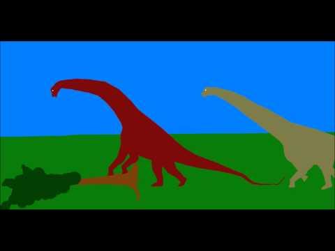 Pivot art 11: Alamosaurus