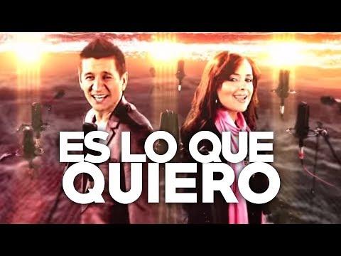 Emmanuel y Linda - Es lo que Quiero [Video Clip Oficial]