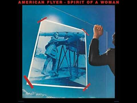 American Flyer - Spirit Of A Woman (Vinyl / Shure V15 Mr)