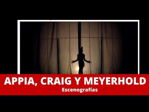 Escenografía Appia, Craig