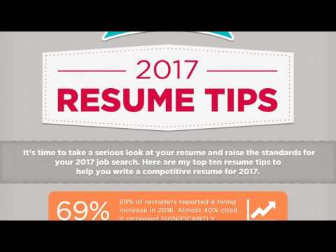 2017 Resume Tips from Executive Resume Writer Jessica Holbrook Hernandez