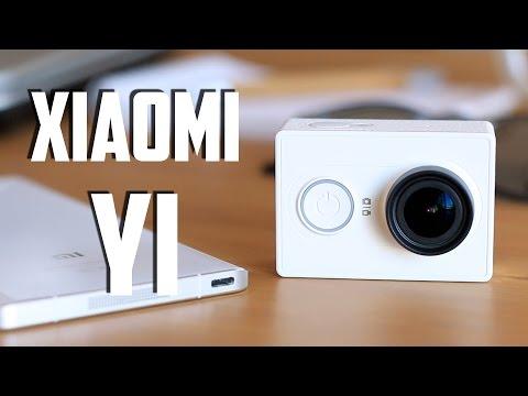 Xiaomi Yi Camera,
