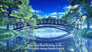 (H) Hlub Ib Zaug Ib Sim Neej - Instrumental