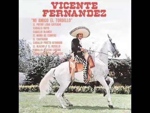 Vicente Fernandez -las mejores canciones (segunda parte)(descarga)