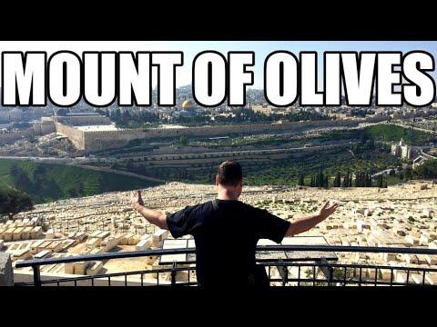JERUSALEM: EXPLORING THE MOUNT OF OLIVES FROM TOP TO BOTTOM | Israel 2019 Vlog #19