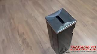 Обзор офисной урны для мусора К180 Н.