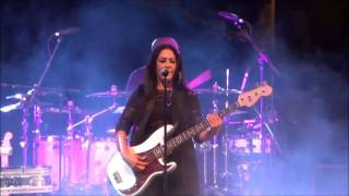 SHEILA E PERFORMING  LOVELY DAY LIVE AT LOCK 3