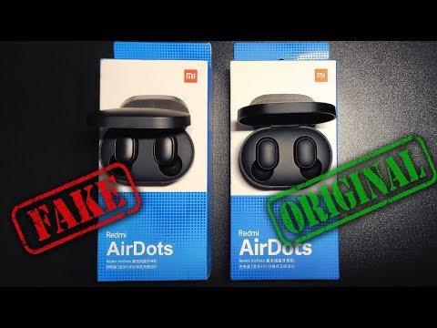 ОСТОРОЖНО! Подделка Redmi AirDots. Будьте внимательны! Redmi AirDots как отличить от подделки?