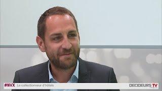 Jean-Philippe Cartier, H8 COLLECTION : le collectionneur d'hôtels