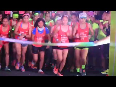 Nike Women Victory Tour Manila 2016 #WeRunMNL 2016