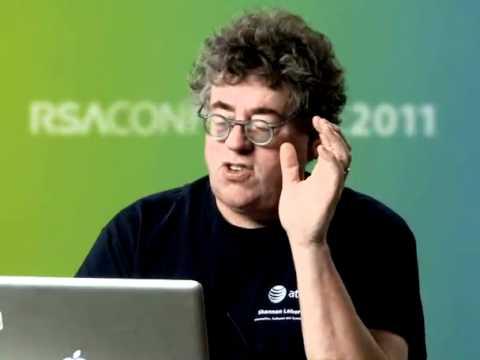 RSA Conference 2011 - Rethinking Passwords - William Cheswick