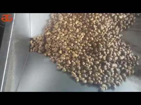 Full Automatic Cashew Processing Machine|Cashew shelling Machine