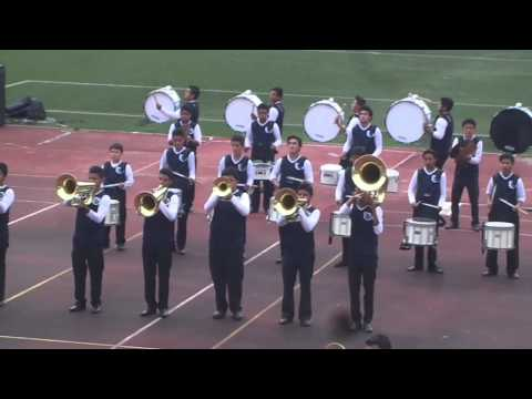 BLESS MARCHING BAND   Safe and Sound Capital Cites