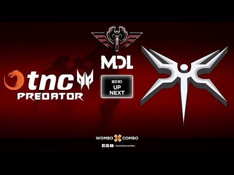 TNC Predator vs Mineski Game 1 | MDL Changsha Major Upper Bracket R1 (Bo3)