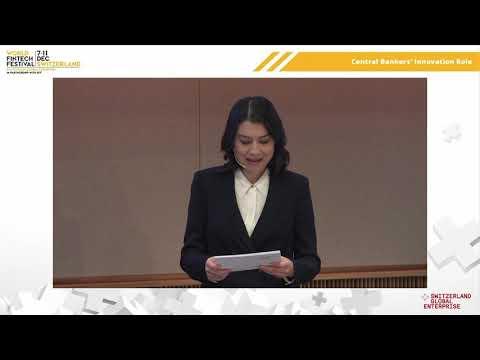 SNB & BIS Innovation Hub-Session: Central Bankers' Innovation Role