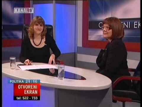 Otvoreni Ekran - Maja Gojkovic - sedmi deo