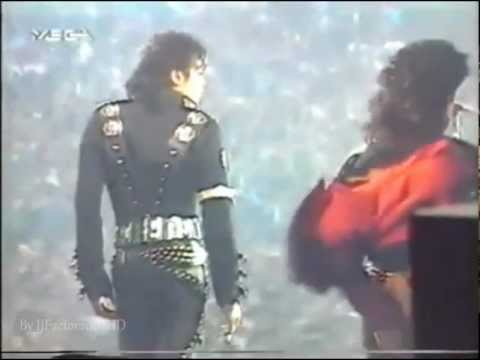 Bad Tour 1988(TV Snippets)HD