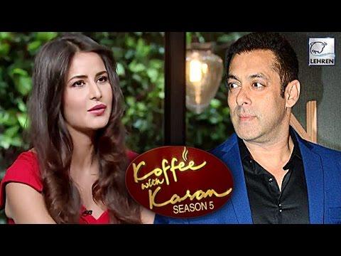 Katrina Kaif OPENS UP About Salman Khan On Koffee With Karan! | LehrenTV