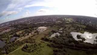 "Eastbrookend Country Park & Chase Nature Reserve: ""Travellers"