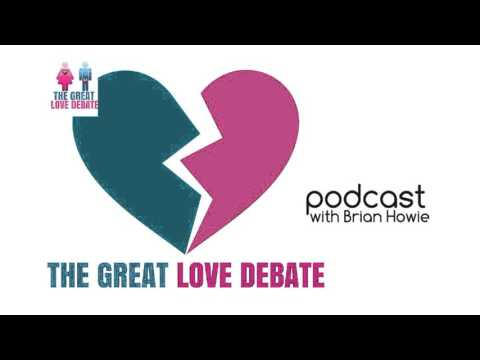 The Great Love Debate Ep.12: #1 Dating Style & Makeover Expert Kimberly Seltzer debates Brian