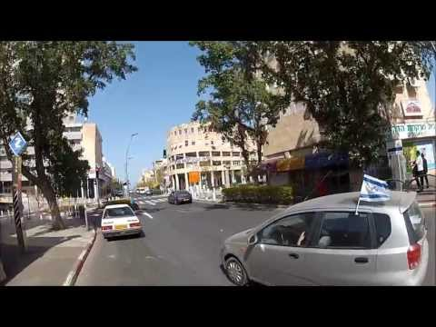 Tour De Haifa, Israel - Round 3 - old parts of the city